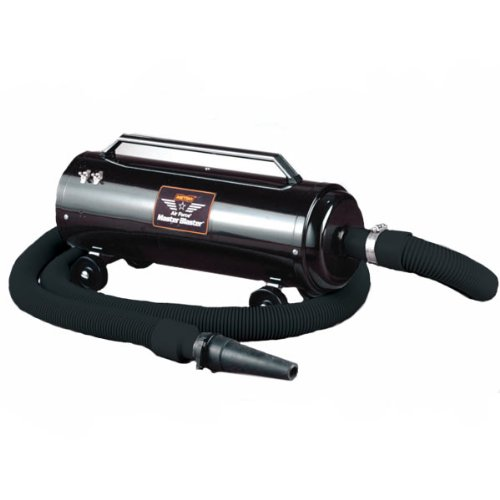 Cut drying time and groom your pets with the Metro Vac Air Force Master Blaster - Model MB-3