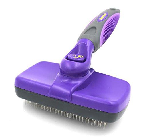 Hertzko self cleaning slicker