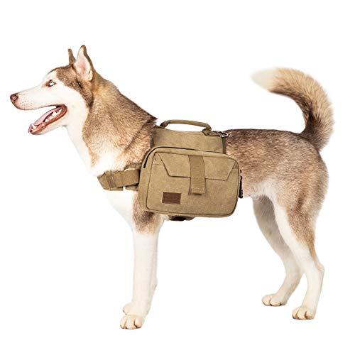 OneTigris dog saddlebag