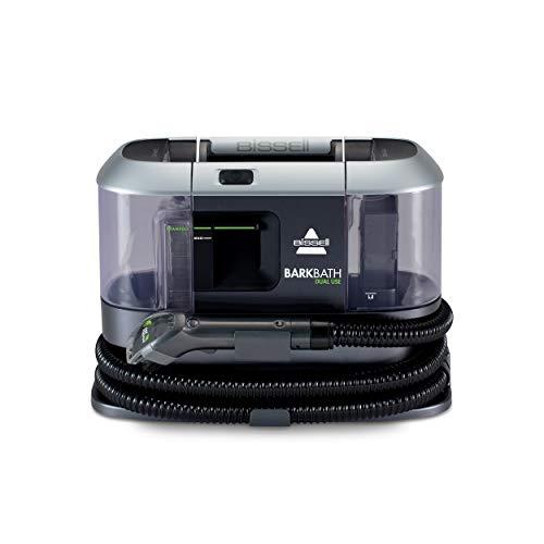 Bissell BARKBATH Dual Use Portable Dog Bath & Deep Cleaner, 2592 (3rd Gen),Grey