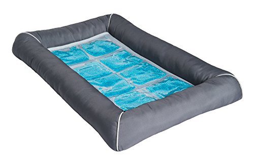 Pet Therapeutics TheraCool Cooling Gel Pet Bed, Large