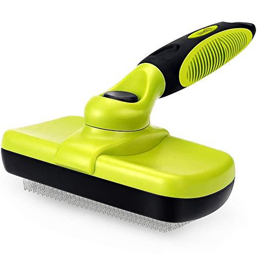 Petcute self-cleaning slicker