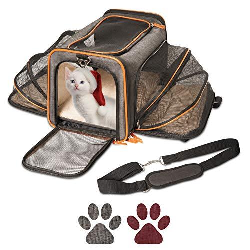 PetPeppy expandable Pet carrier