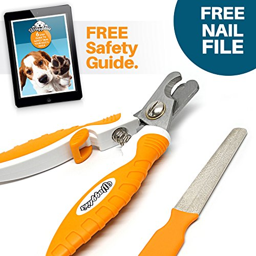 Wagglies professional nail clippers