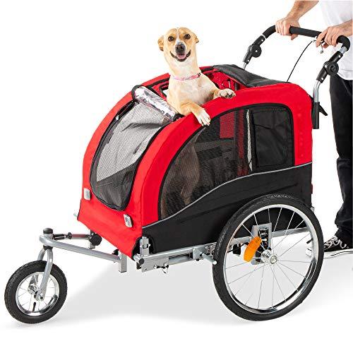 Best Choice dog bike trailer